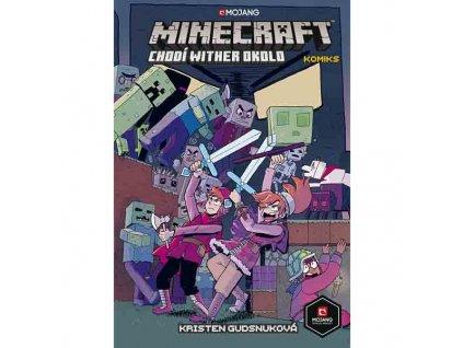 Minecraft komiks: Chodí Wither okolo