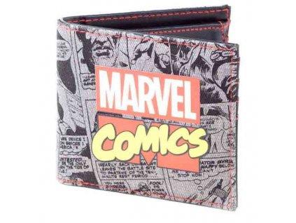 Marvel Peňaženka Marvel Comics Wallet AOP