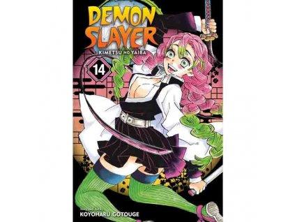 Demon Slayer: Kimetsu no Yaiba 14