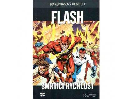 DC KK 93: Flash - Smrtící rychlost