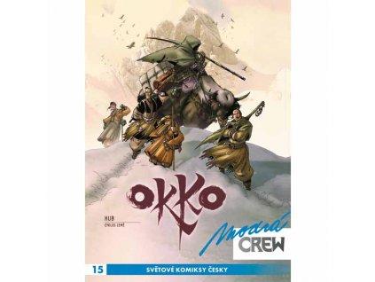 Modrá Crew 15: Okko 3+4 Cyklus země