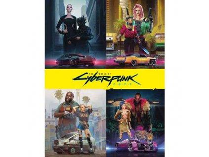 World of Cyberpunk 2077
