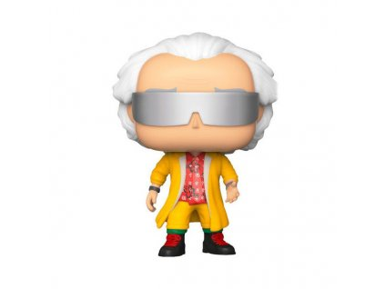 Funko POP! Back to the Future: Dr. Emmet Doc 2015