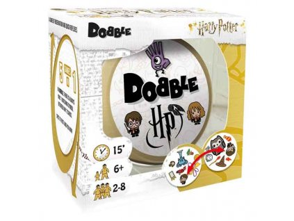 Dobble Harry Potter CZ