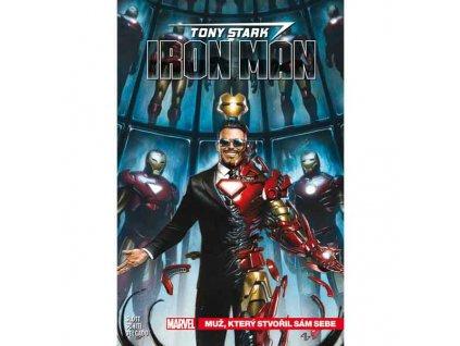 Tony Stark Iron Man 1: Muž, který stvořil sám sebe