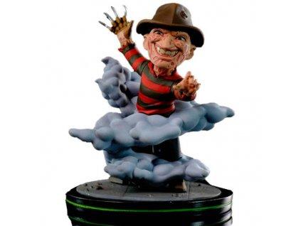 Nightmare on Elm Street Q-Figure Freddy Krueger 10 cm