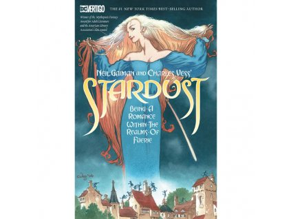 neil gaiman and charles vess s stardust new edition 9781401287849