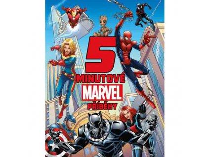 5 minutové Marvel příběhy