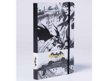 Dc Comics: Batman Artist Edition Greg Capullo Zápisník