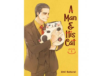 A Man and His Cat 1
