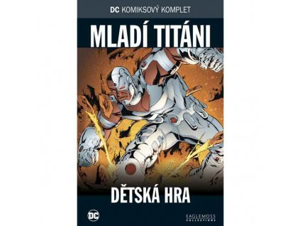 DC KK 98: Mladí titáni - Dětská hra