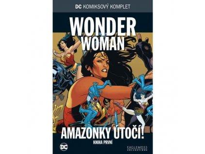 DC KK 99: Wonder Woman - Amazonky útočí 1