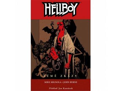 Hellboy 01: Sémě zkázy
