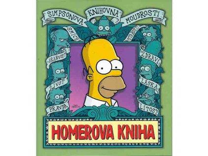 Homerova kniha - Simpsonova knihovna moudrosti