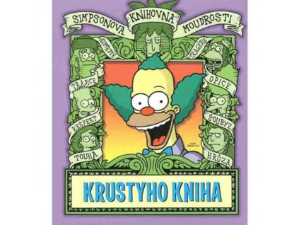Krustyho kniha - Simpsonova knihovna moudrosti
