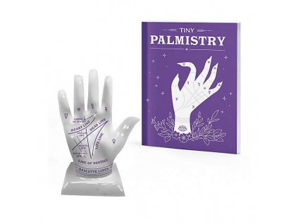 Tiny Palmistry: Read Your Future! (Miniature Editions)