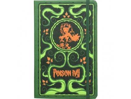 DC Comics: Poison Ivy Zápisník