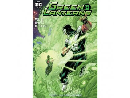 Green Lanterns 8: Ghosts of the Past