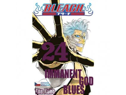Bleach 24: Immanent God Blues