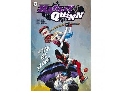 Harley Quinn 6: Pták se zlobí (Znovuzrození hrdinů DC)