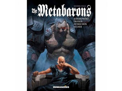 Metabarons: Second Cycle