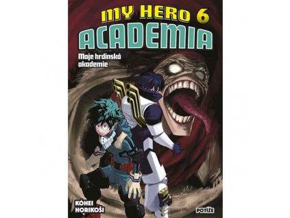 My Hero Academia: Moje hrdinská akademie 6
