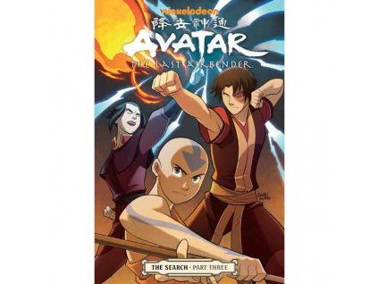 Avatar The Last Airbender: The Search 3