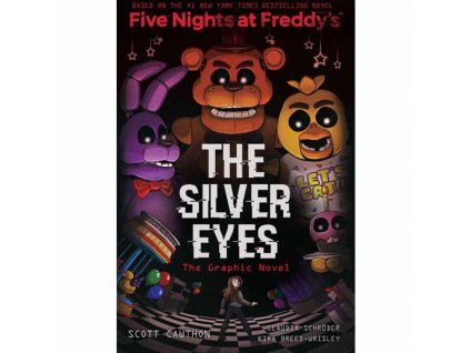 Five Nights at Freddy's Silver Eyes Graphic Novel