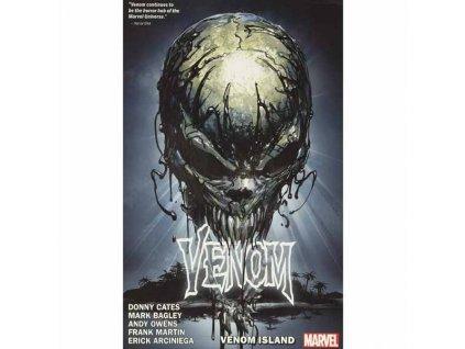 Venom by Donny Cates 4: Venom Island