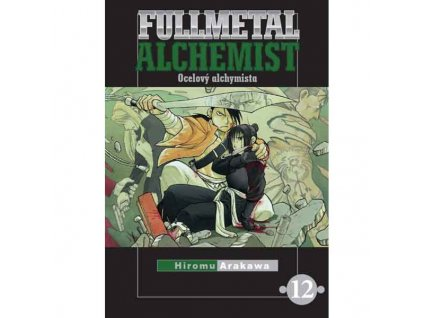 Fullmetal Alchemist: Ocelový alchymista 12