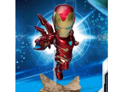 Avengers Endgame Mini Egg Attack Figure Iron Man MK50