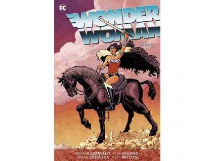 Wonder Woman: Tělo