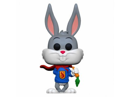 Funko POP! DC Looney Tunes 80th Anniversary: Bugs Bunny as Superman