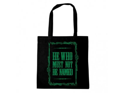Harry Potter He Who Must Not Be Named Tote Bag