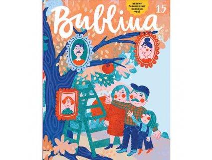 Bublina 15 (detský časopis plný dobrých vecí)