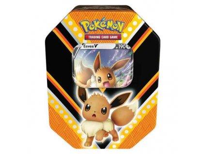 Pokémon V Powers Tin Eevee V
