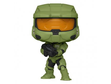 Funko POP! Halo: Master Chief with with MA40