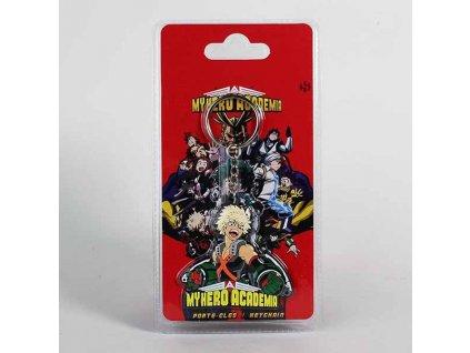 My Hero Academia Katsuki Bakugo Kľúčenka PVC