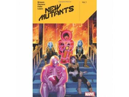 New Mutants by Ed Brisson 1