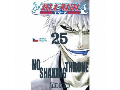 Bleach 25: No Shaking Throne