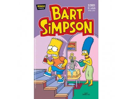 Simpsonovi: Bart Simpson 02/2021