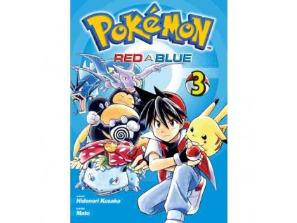 Pokémon: Red a Blue 3