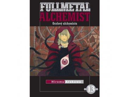 Fullmetal Alchemist: Ocelový alchymista 13