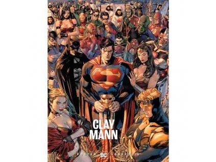DC Poster Portfolio: Clay Mann