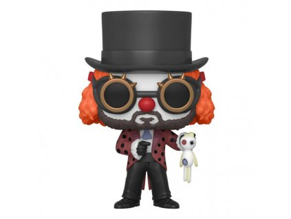 Funko POP! Money Heist: The Professor O Clown (La Casa de Papel)
