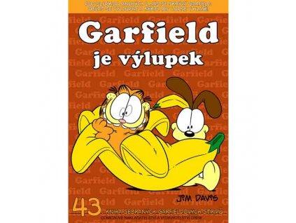 Garfield 43 - Garfield je výlupek