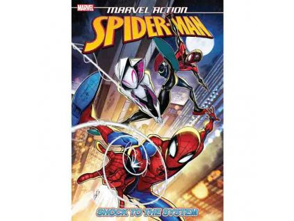 Marvel Action: Spider-Man: Shock to the System