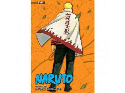 Naruto 3In1 Edition 24 (Includes 70, 71, 72)