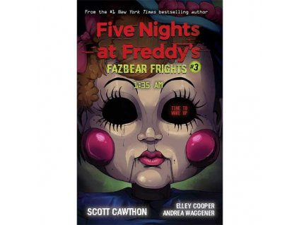 Five Nights at Freddy's: Fazbear Frights #3 - 1:35AM