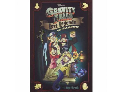 Gravity Falls: Lost Legends - 4 All-New Adventures!